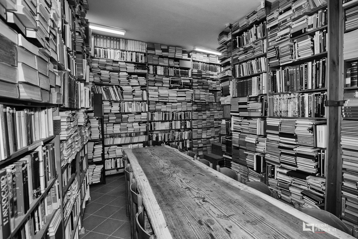 Moggio 58.000 Libri ©FuoriFuoco.it