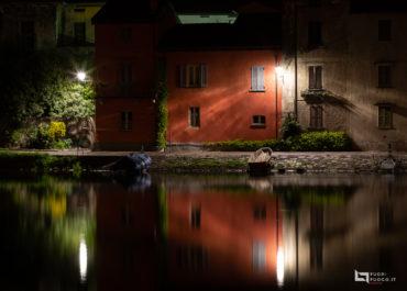 Lecco e Pescarenico, di notte una fiaba