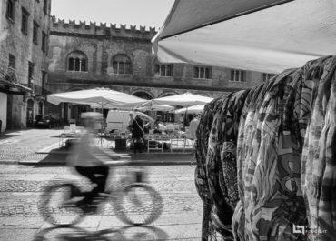 Mantova, estemporanee in bianco e nero