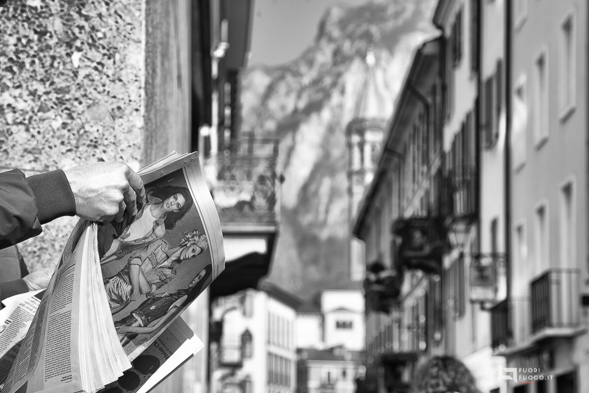 Lecco il fascino del bianco e nero ©FuoriFuoco.it