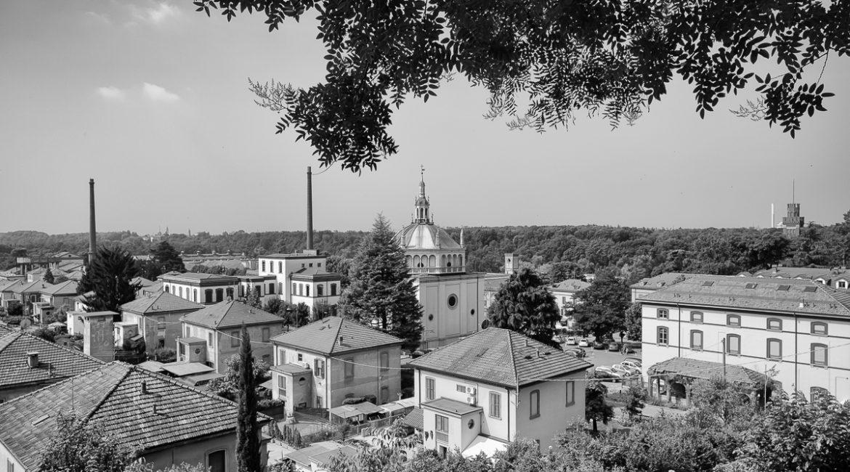 Crespi D'adda villaggio operaio ©FuoriFuoco.it
