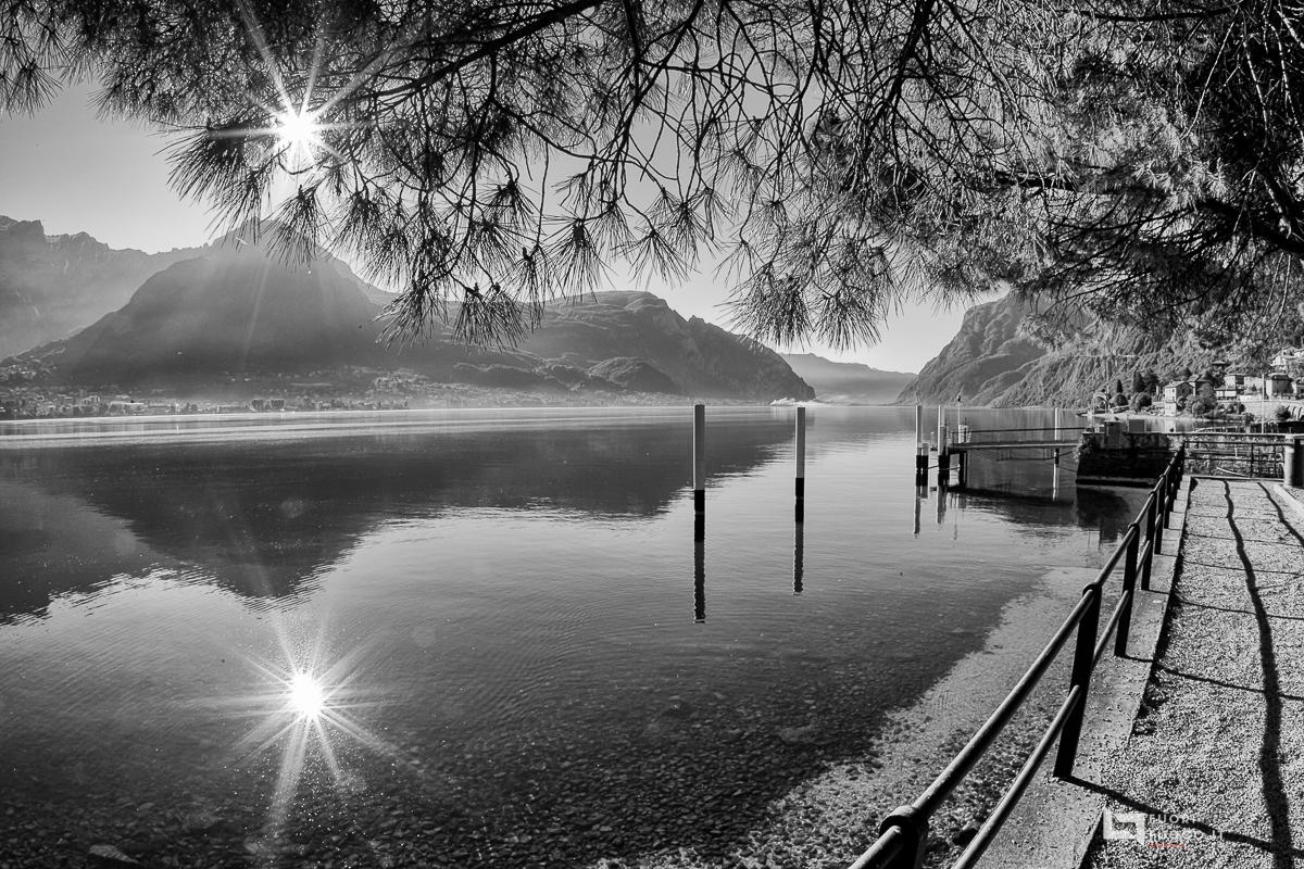Su quella sponda del lago di Lecco © FuoriFuoco.it