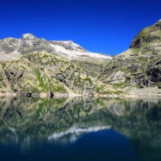 Lago del Truzzo Mt. 2080