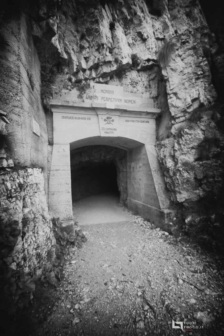 Strada delle 52 gallerie ©FuoriFuoco.it